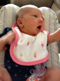 6 Days Old: Dance moves influenced by her BFF.