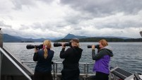 Whalewatching, BC, Canada (Photo by Lars)