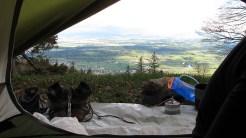 Biwak auf dem Weissenstein
