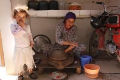 Zu Besuch bei einer Berberfamilie
