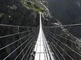 Trifthängebrücke