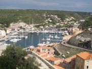 Hafen von Bonifacio