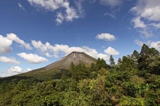 Vulkan Arénal, Costa Rica