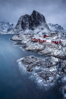 Hamnøy, Lofoten, Norwegen