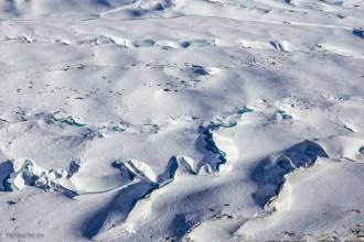 Gletscherlandschaft