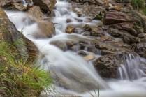 Wasserfall am Sentiero Panoramico