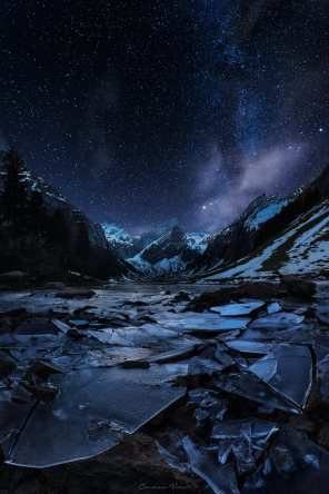 Crushed Ice by Cmoon View