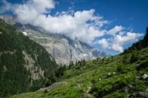 Aufstieg durchs schöne Urbachtal