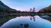 Calm morning, Graubünden