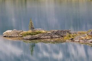 Inselchen am White Pass