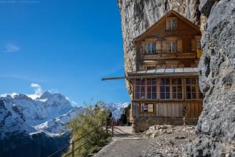 Das mittlerweile wohl bekannteste Restaurant der Schweiz