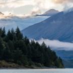 Morgenstimmung am Lake Tekapo
