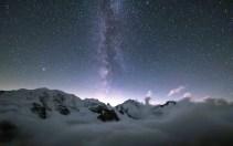 Clouds & Stars