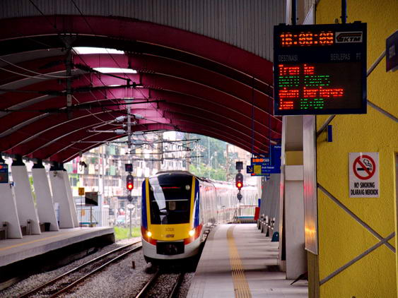 KL Monorail Line