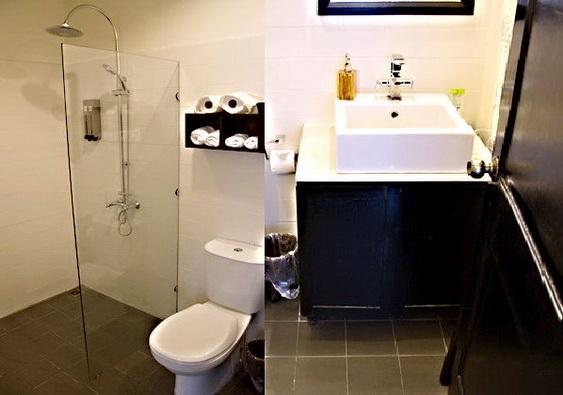 Mandala Boutique Bathroom