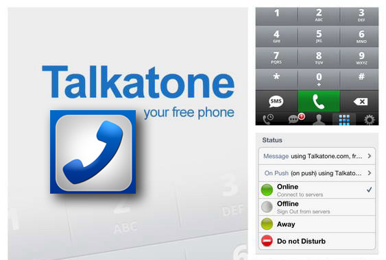 Talkatone App Logo