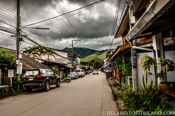 Trip to Pai Restaurants and Street Food