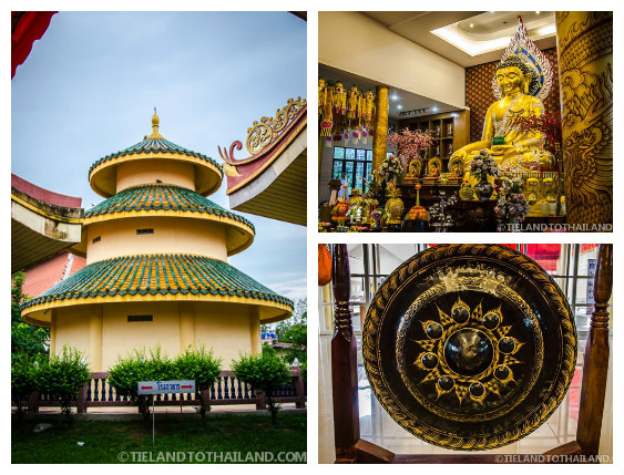 Jee Tek Lim Chinese Temple