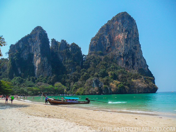 Southern Coastline of Railay West