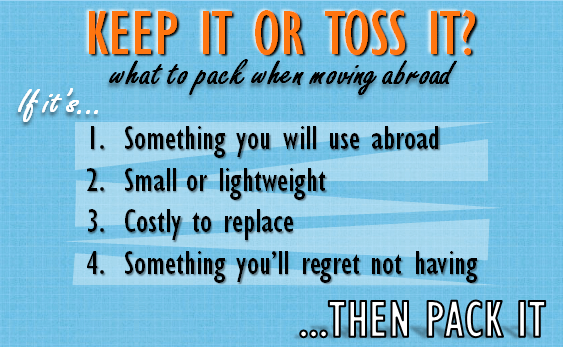 How to Make a Thailand Packing List