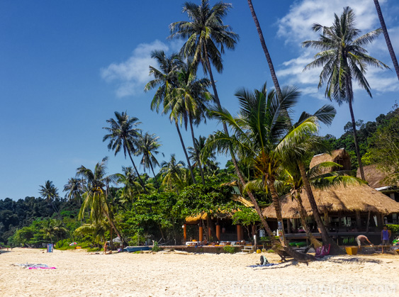 Nature Beach Resort in Koh Chang