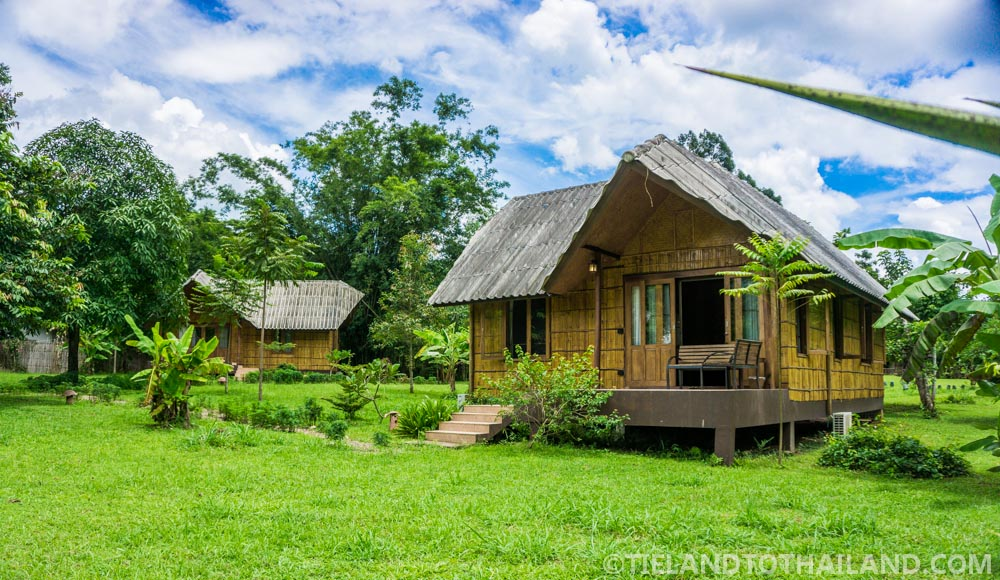 Chiang Dao Nest 2 Family Suite: Sleeps four people