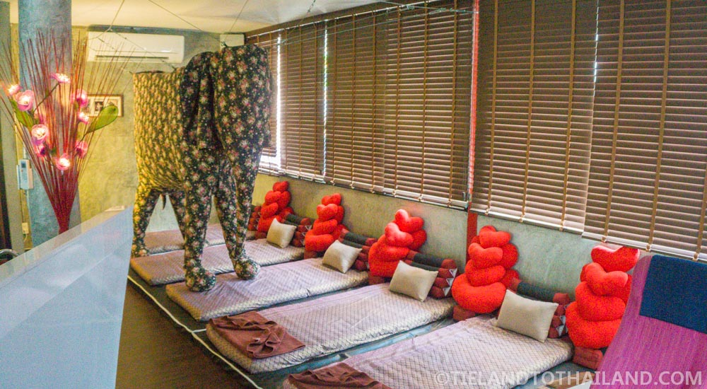 See You Again massage parlor at The House of Phraya Jasaen