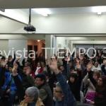 LOS DOCENTES UNIVERSITARIOS NO INICIARÁN LAS CLASES DEL SEGUNDO CUATRIMESTRE