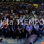 EL DÍA DE LA LEALTAD PERONISTA SE FESTEJÓ EN MERLO | FUERTE DISCURSO DE GUSTAVO MENÉNDEZ