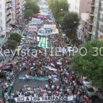 Liderados por Pablo Moyano el Frente Sindical repudia las políticas económicas del Gobierno y anticipa un Paro General