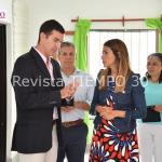 SALTA | FLORENCIA CASAMIQUELA CON JUAN MANUEL URTUBEY