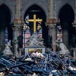 FRANCIA | El interior de Notre Dame tras el incendio