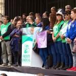 El espíritu del MTA en el 30A | Espalda con espalda y brazo con brazo, el movimiento obrero organizado se puso de pie contra el Gobierno