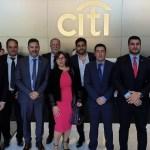 EEUU YA PACTA CON EL PERONISMO | Gustavo Menéndez presidió la delegación Argentina