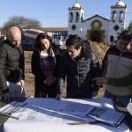 RECUPERACIÓN DE LA PLAZA MAILÍN EN VILLA DE MAYO | Leo Nardini recorrió los avances de la obra