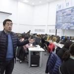 LEO NARDINI RECORRIÓ EL 'COM' JUNTO A MATÍAS STEVANATO | Malvinas Argentinas, referente en Salud, Tecnología y Seguridad