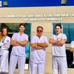 LA GESTIÓN DE LEO NARDINI SIGUE SUMANDO ACIERTOS | Equipo de cirugía bariátrica representa a Malvinas Argentinas a nivel internacional