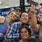 EL PRIMER TORNEO DE CROSSFIT EN MALVINAS CONTÓ CON LA PRESENCIA DE LEO NARDINI | Se realizó Malvinas Challenge