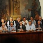 """ALBERTO FERNÁNDEZ EN LA CGT CON UN FUERTE GESTO A LOS TRABAJADORES: """"El movimiento obrero va a ser parte del Gobierno"""""""