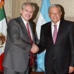 ALBERTO FERNÁNDEZ SE REUNIÓ CON LÓPEZ OBRADOR | Una nueva asociación estratégica entre Argentina y México