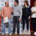 LEO NARDINI Y FERNANDA RAVERTA PRESENTES EN LA ENTREGA DE 224 ESCRITURAS EN MALVINAS ARGENTINAS