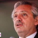 """""""NO QUIERO UNA JUSTICIA QUE PERSIGA. QUIERO SIMPLEMENTE UNA JUSTICIA"""" afirmó Alberto Fernández"""
