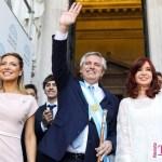 ASUMIERON ALBERTO Y CRISTINA | El primer discurso de Alberto Fernández como Presidente de la Nación Argentina