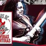 """""""70 años de Pappo"""" en Malvinas Argentinas"""