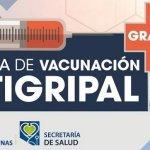 Comienza la campaña de vacunación antigripal en Malvinas Argentinas