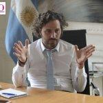"""Santiago Cafiero: """"El documento sobre la 'infectadura' es una falta de respeto a la sociedad argentina"""""""