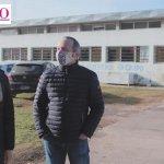 Martín Sabbatella y Marisa Fassi participaron del operativo sociosanitario en Cañuelas