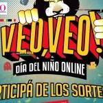 Se viene el festejo virtual por el Día del Niño en Malvinas Argentinas