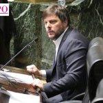 """Leandro Santoro: """"la Justicia porteña es la verdadera caja negra de la política"""""""