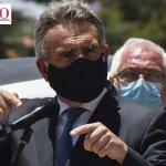 """Ministro Rossi: """"ya está lista la infraestructura de Defensa para la campaña de vacunación en todo el país"""""""